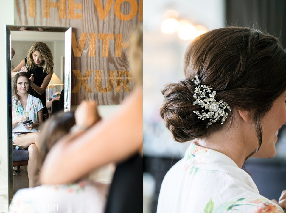 Bridal hair by Ramona •  tPoz Photography • www.tpozphoto.com