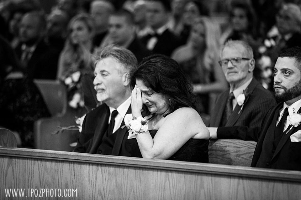 Baltimore wedding ceremony at St. Demetrios Greek Orthodox Church •tPoz Photography  •www.tpozphoto.com