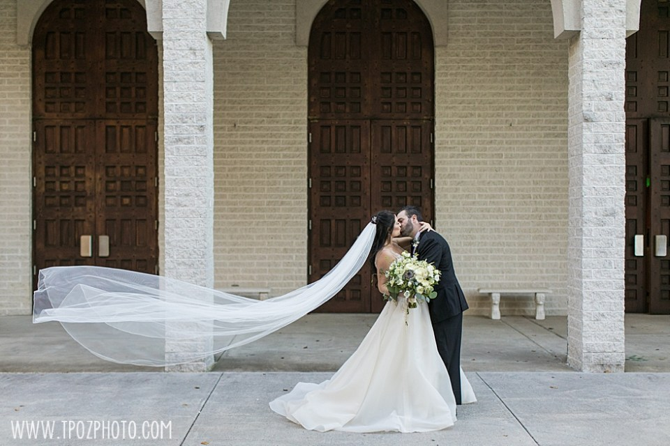 Baltimore Greek wedding at St. Demetrios Greek Orthodox Church •tPoz Photography  •www.tpozphoto.com