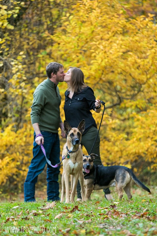 Lake Roland Engagement  • tPoz Photography  • www.tpozphoto.com