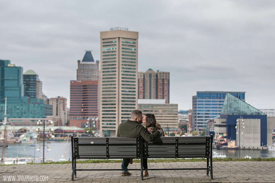 Baltimore Engagement Session • tPoz Photography  • www.tpozphoto.com