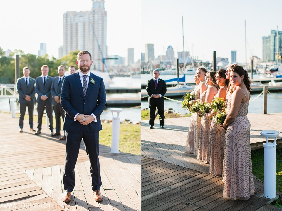 Summer BMI wedding ceremony