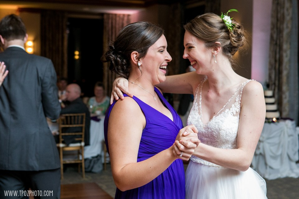 Turf Valley Wedding Reception Photos