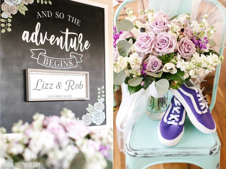 Wedding Details • tPoz Photography