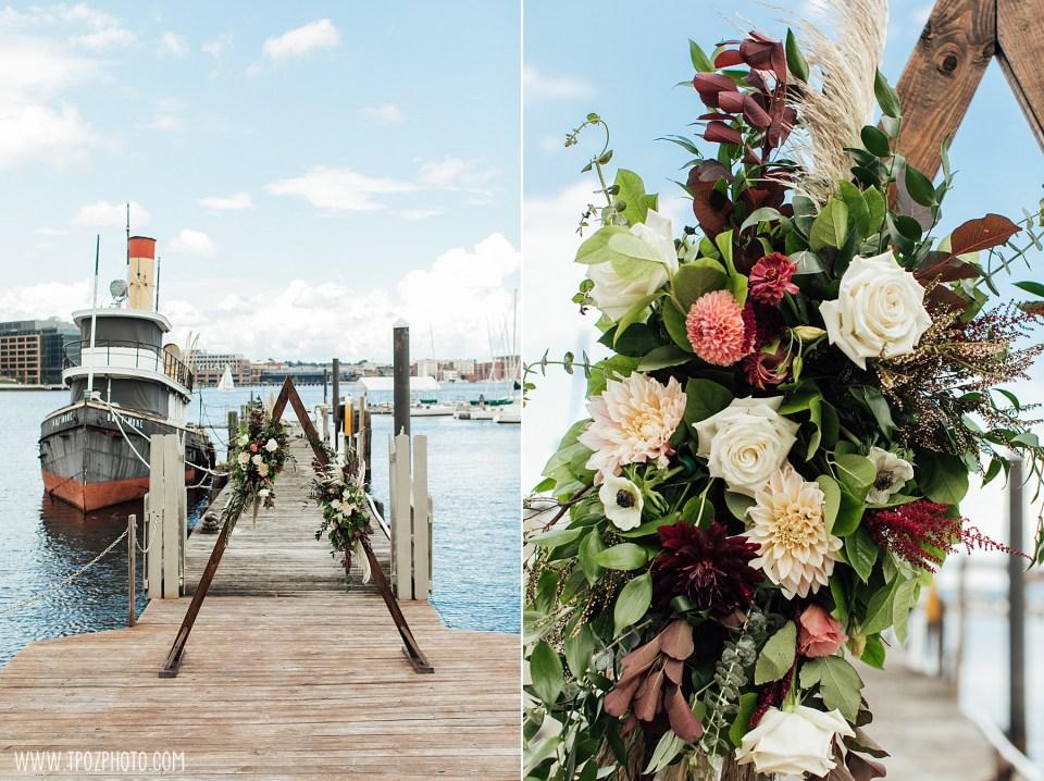 Wedding Ceremony A-Frame
