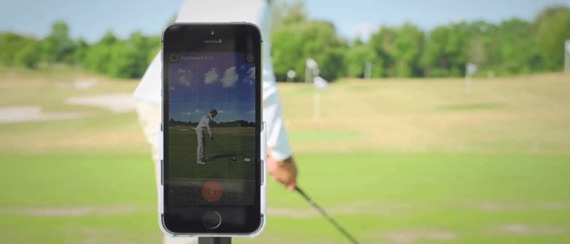 How to use the TrackMan Camera App