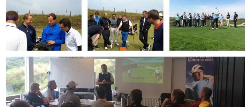 Masterclass by Phil Allen and TrackMan