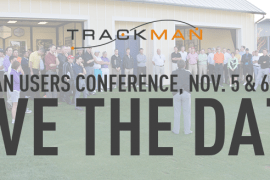 TrackMan Users Conference 2014