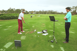 Ian Poulter Being Efficient With The Driver – Episode 2