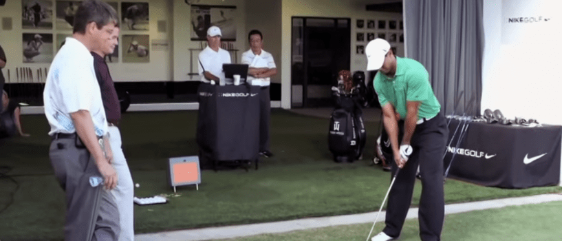 Nike using TrackMan in R&D with their top TOUR players