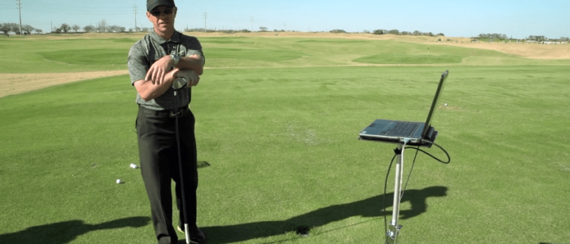 Sean Foley – Working With TrackMan