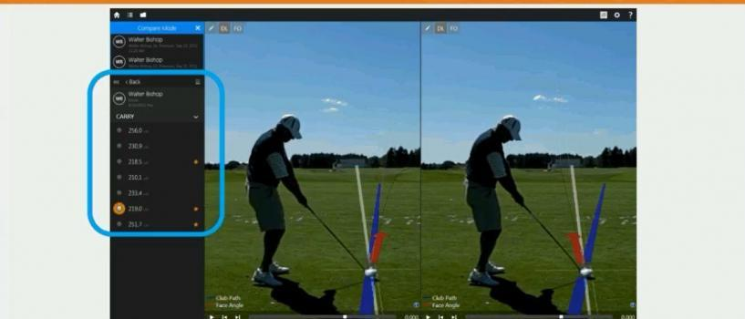 TrackMan Webinar – New Compare Feature + Smart Filters