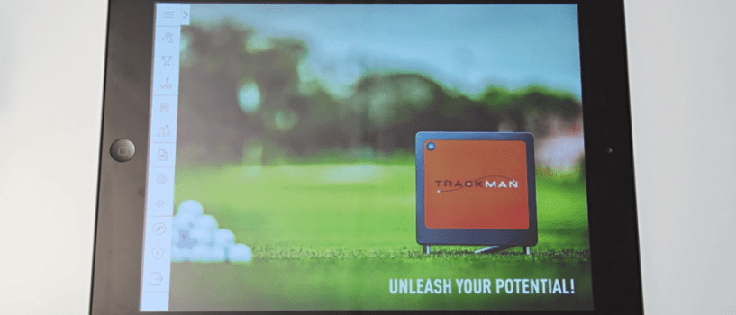TrackMan Golf App Introduction Video