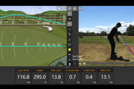 Jason Day on the TrackMan Optimizer – The Open 2014