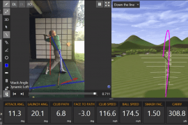Control your Attack Angle and gain extra distance