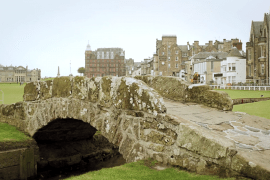 The OPEN CHAMPIONSHIP – St Andrews Links