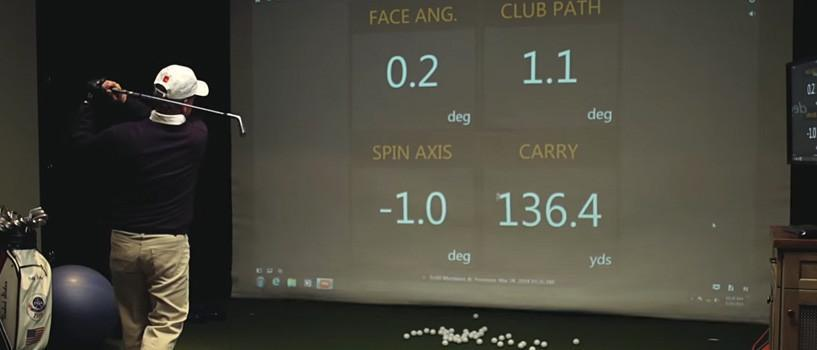 Top 8 Ways to Practice Indoors with TrackMan