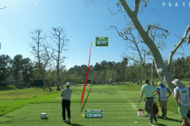 Ace! – Ryan Moore on the new TrackMan Shot-Tracker