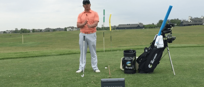 How to build a stock golf shot