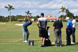 Learn How Dustin Johnson uses TrackMan to Improve his Wedge Game