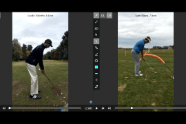 Guido Vidotto Swing Analysis by Kyle Morris