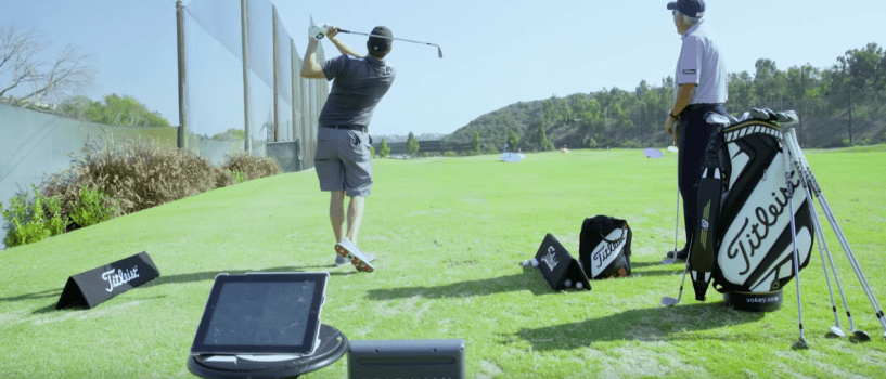 Fitting Session with Bob Vokey – Titleist