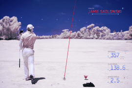 Elite Athletes Put Their Long Drive Skills to the Test Ft. Hank Haney | Distance Lab E3