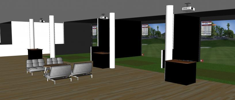 Behind the Scenes: Follow the Development of Europe's Largest TrackMan Simulator Center