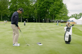Chipping – Edoardo Molinari sharing his no. 1 practice tip