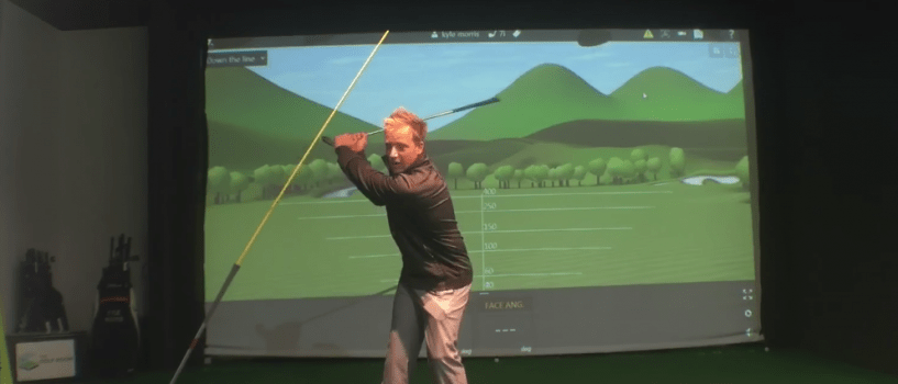 Is your swing to long?