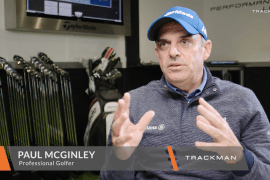 Paul McGinley – Get fitted and hit longer