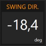 Swing Direction