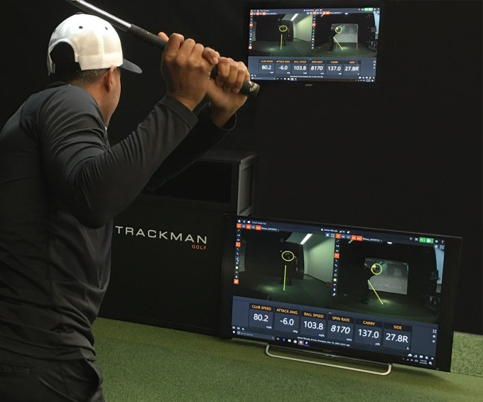 TrackMan Live Video
