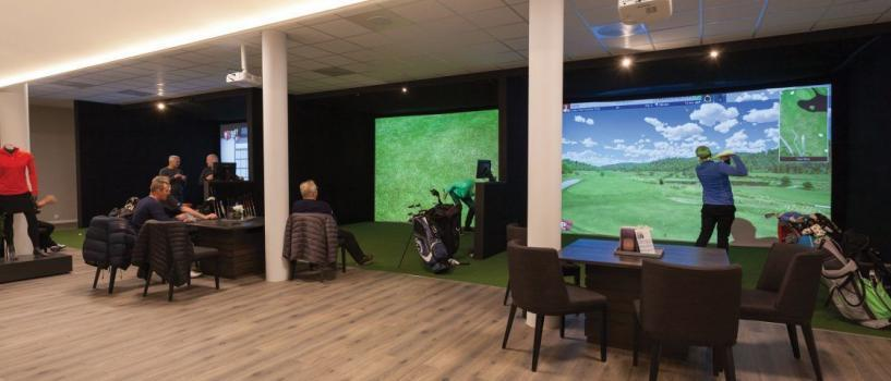 EUROPE'S LARGEST TRACKMAN SIMULATOR CENTER OPENED ITS DOORS – AND IT DIDN'T DISAPPOINT.