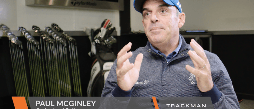 Paul McGinley – It's All About Impact