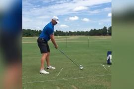 Tim Burke – Long Drive Champion
