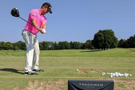 Sebastian Cappelen TrackMan Open Winner – July