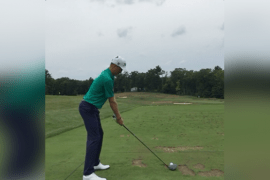 Justin Thomas – TrackMan Numbers