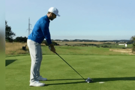 Romain Wattel – Hitting his Driver