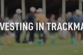 Investing in TrackMan