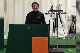 Putter Fitting with TrackMan