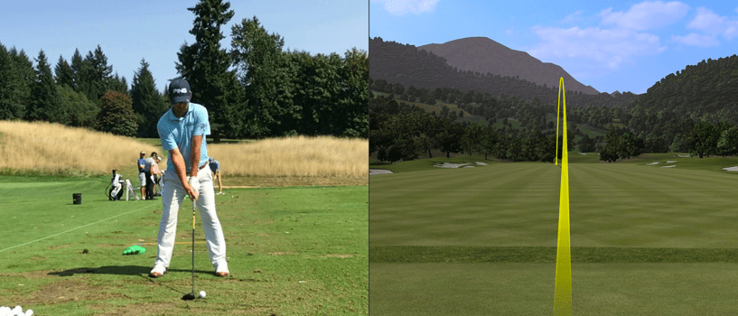 Andrew Landry – TrackMan Numbers