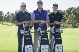 3 of the longest hitters on the PGA TOUR