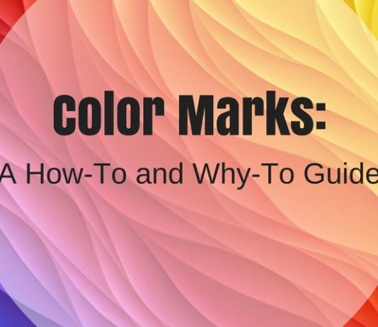 Trademark a Color