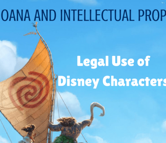 Legal Use Disney