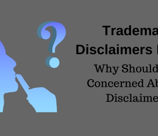 Trademark Disclaimers