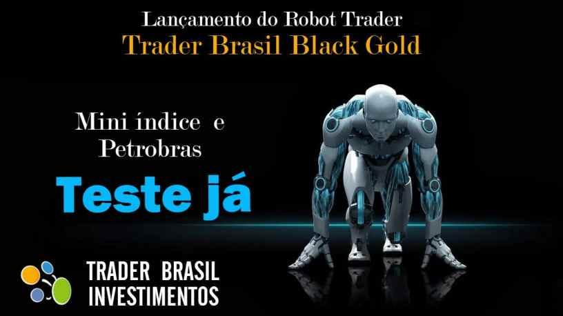 robo trader ações