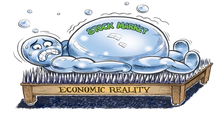 Stock market bubble- Friend or Enemy?