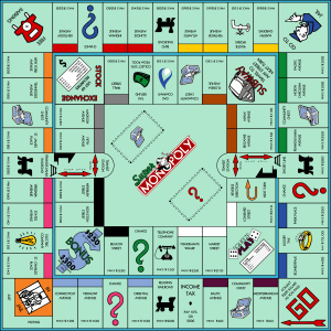 Trading Lessons from Monopoly