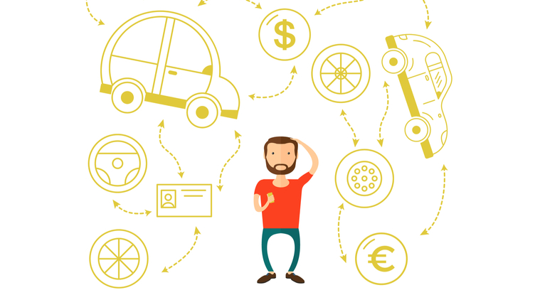 shutterstock 497822770 1 - How expensive car should one buy relative to income?